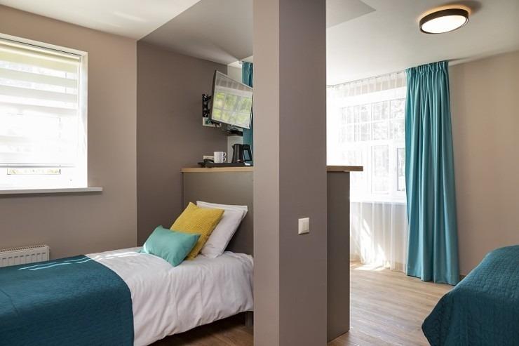 Jūrmalas viesnīca «kurshi hotel&spa» uzņem viesus ar jauniem numuriem 302068