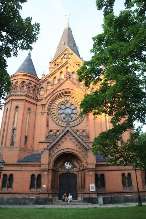 Travelnews.lv iepazīst Saksijas pilsētu Cvikava, kas vēsturiskos avotos minēta 1118.gadā 304194