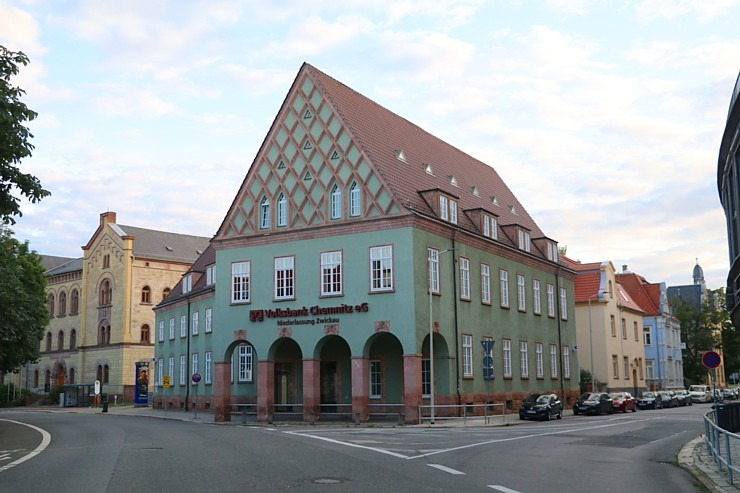 Travelnews.lv iepazīst Saksijas pilsētu Cvikava, kas vēsturiskos avotos minēta 1118.gadā 304199