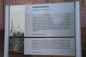 Travelnews.lv iepazīst Saksijas pilsētu Cvikava, kas vēsturiskos avotos minēta 1118.gadā 9