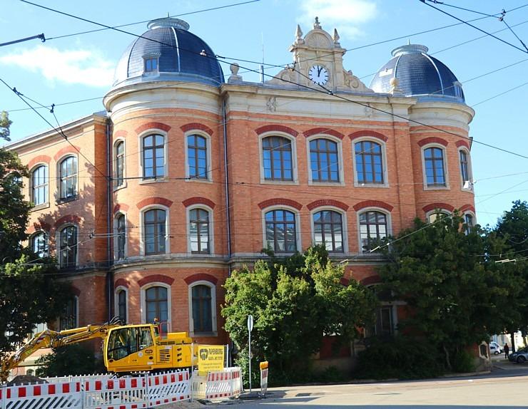 Travelnews.lv piedāvā savādāku skatupunktu uz Saksijas pilsētu Cvikava 304243