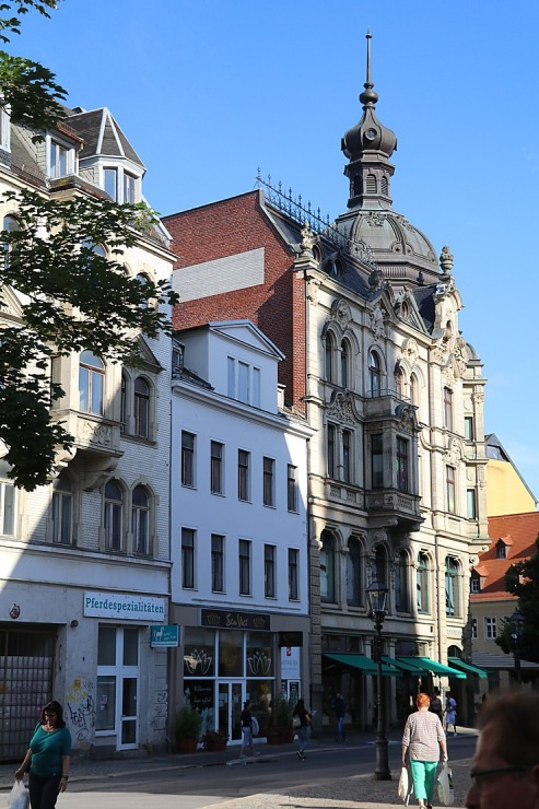 Travelnews.lv piedāvā savādāku skatupunktu uz Saksijas pilsētu Cvikava 304246
