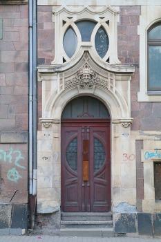 Travelnews.lv piedāvā savādāku skatupunktu uz Saksijas pilsētu Cvikava 9