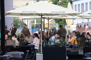 Saksijas pilsēta Cvikava slavējas ar garšīgu virtuvi un DDR laika būvētiem spēkratiem «Trabant» 9