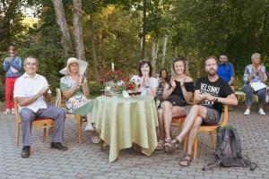 """Dienvidkurzemes festivāla """"Rimbenieks"""" vasarīgos koncertus bauda Vecpilī un Aizputē 13"""