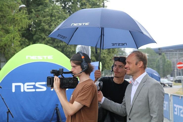 «Neste» sadarbībā ar «Paulig Latvija» atver Latvijā pirmo pašapkalpošanās veikalu «Neste Easy Deli» 304664