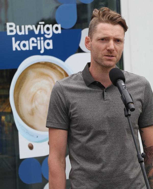 «Neste» sadarbībā ar «Paulig Latvija» atver Latvijā pirmo pašapkalpošanās veikalu «Neste Easy Deli» 304668
