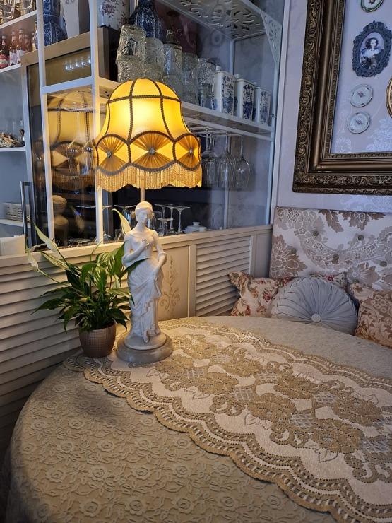 Travelnews.lv izbauda Rīgas restorāna «Café Mio» viesmīlību un romantisko interjeru 306749
