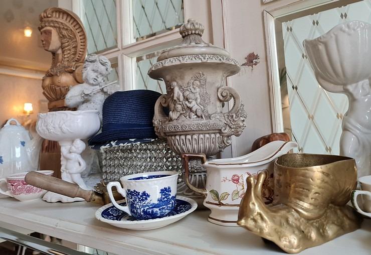 Travelnews.lv izbauda Rīgas restorāna «Café Mio» viesmīlību un romantisko interjeru 306752