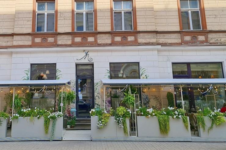 Travelnews.lv izbauda Rīgas restorāna «Café Mio» viesmīlību un romantisko interjeru 306759