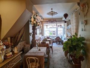 Travelnews.lv izbauda Rīgas restorāna «Café Mio» viesmīlību un romantisko interjeru 15