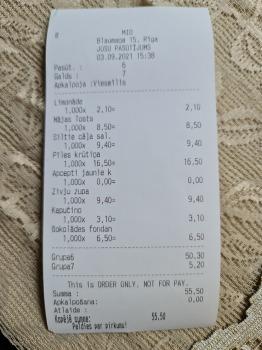 Travelnews.lv izbauda Rīgas restorāna «Café Mio» viesmīlību un romantisko interjeru 28