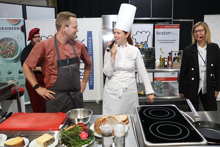 «Riga Food 2021» viesistabā 9.09-10.09.2021 risinās 3 stundu Pavāru kluba «Virtuves sarunas» 306802