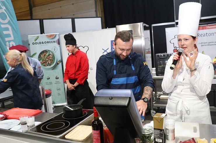 «Riga Food 2021» viesistabā 9.09-10.09.2021 risinās 3 stundu Pavāru kluba «Virtuves sarunas» 306807