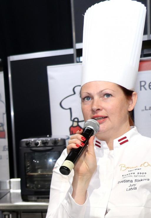 «Riga Food 2021» viesistabā 9.09-10.09.2021 risinās 3 stundu Pavāru kluba «Virtuves sarunas» 306793