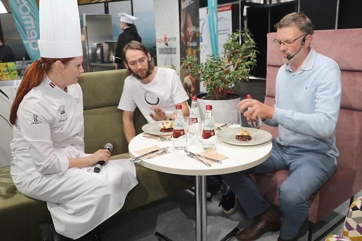 «Riga Food 2021» viesistabā 9.09-10.09.2021 risinās 3 stundu Pavāru kluba «Virtuves sarunas» 306820