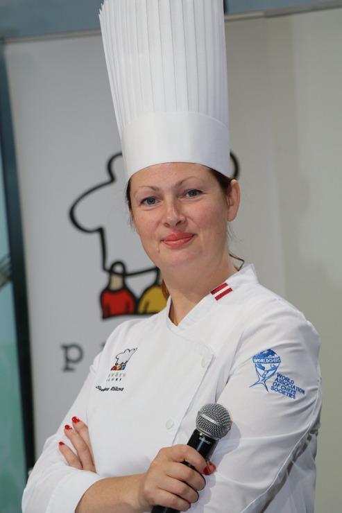 «Riga Food 2021» viesistabā 9.09-10.09.2021 risinās 3 stundu Pavāru kluba «Virtuves sarunas» 306822