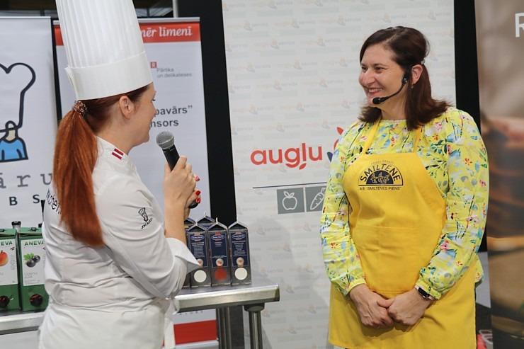 «Riga Food 2021» viesistabā 9.09-10.09.2021 risinās 3 stundu Pavāru kluba «Virtuves sarunas» 306823