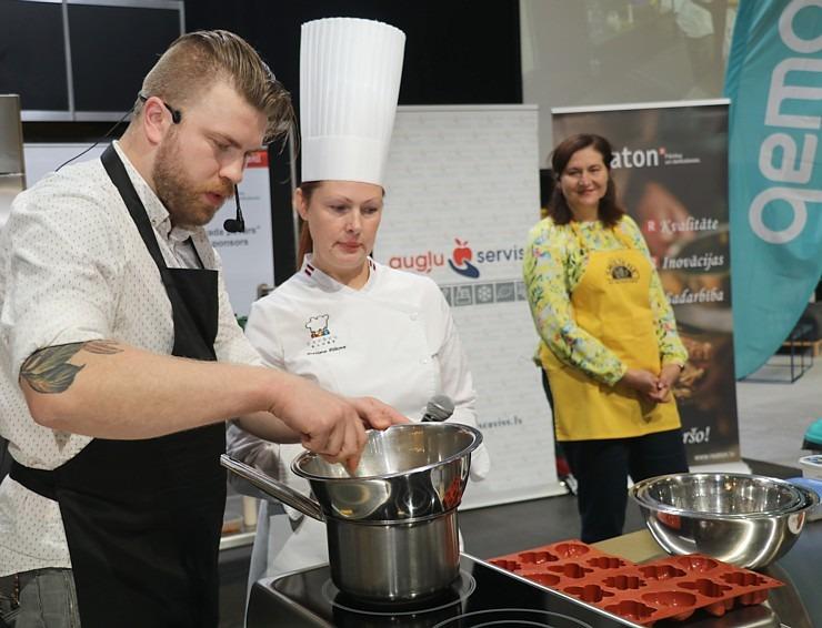 «Riga Food 2021» viesistabā 9.09-10.09.2021 risinās 3 stundu Pavāru kluba «Virtuves sarunas» 306825