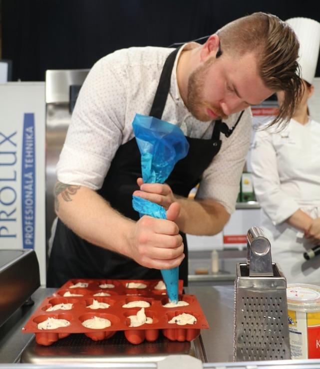 «Riga Food 2021» viesistabā 9.09-10.09.2021 risinās 3 stundu Pavāru kluba «Virtuves sarunas» 306826
