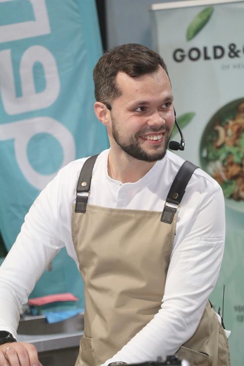 «Riga Food 2021» viesistabā 9.09-10.09.2021 risinās 3 stundu Pavāru kluba «Virtuves sarunas» 306832