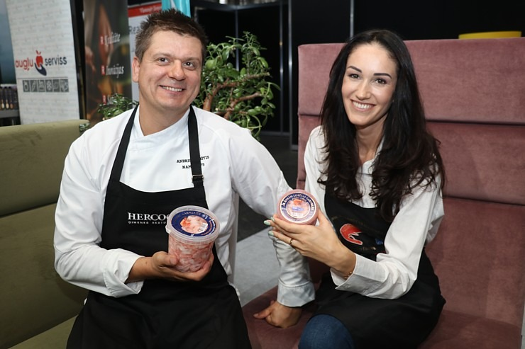 «Riga Food 2021» viesistabā 9.09-10.09.2021 risinās 3 stundu Pavāru kluba «Virtuves sarunas» 306796