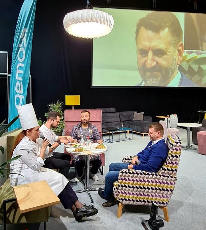 «Riga Food 2021» viesistabā 9.09-10.09.2021 risinās 3 stundu Pavāru kluba «Virtuves sarunas» 306843