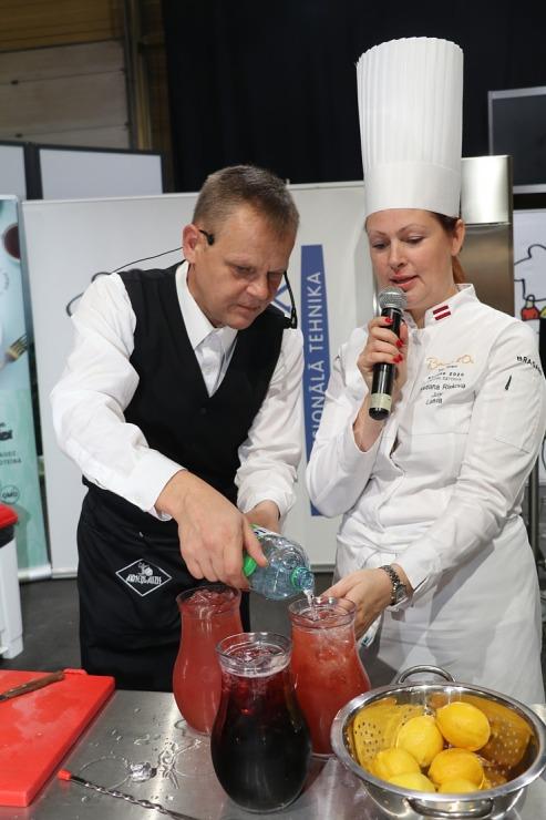 «Riga Food 2021» viesistabā 9.09-10.09.2021 risinās 3 stundu Pavāru kluba «Virtuves sarunas» 306845