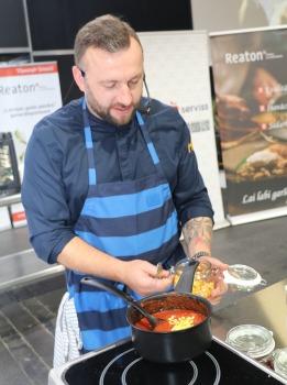«Riga Food 2021» viesistabā 9.09-10.09.2021 risinās 3 stundu Pavāru kluba «Virtuves sarunas» 18