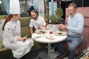 «Riga Food 2021» viesistabā 9.09-10.09.2021 risinās 3 stundu Pavāru kluba «Virtuves sarunas» 29
