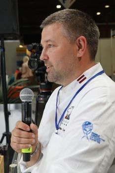 «Riga Food 2021» viesistabā 9.09-10.09.2021 risinās 3 stundu Pavāru kluba «Virtuves sarunas» 36