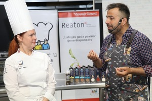 «Riga Food 2021» viesistabā 9.09-10.09.2021 risinās 3 stundu Pavāru kluba «Virtuves sarunas» 43