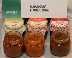 Ķīpsalā pēc ilgas pauzes ir jauna izstāde «Riga Food 2021» 16