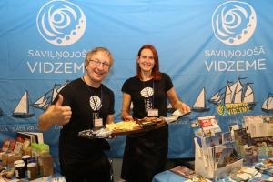 Ķīpsalā pēc ilgas pauzes ir jauna izstāde «Riga Food 2021» 31