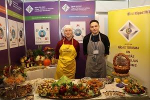 Ķīpsalā pēc ilgas pauzes ir jauna izstāde «Riga Food 2021» 34