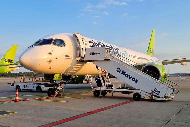 Travelnews.lv lido ar «airBaltic» no Rīgas uz Tall