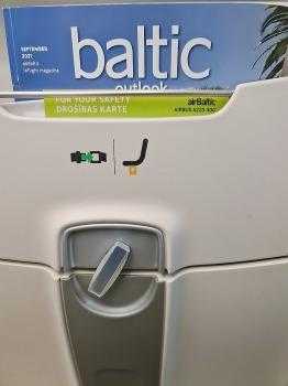 Travelnews.lv lido ar «airBaltic» no Rīgas uz Tallinu caur Helsinkiem biezās miglas dēļ 6