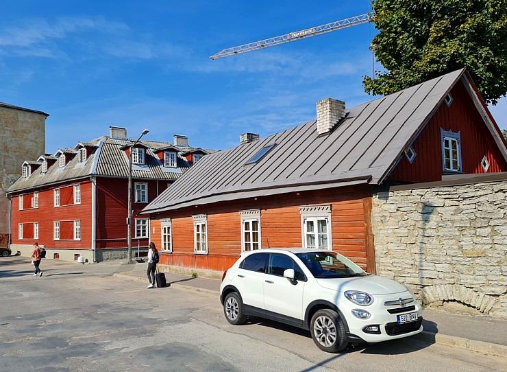 Travelnews.lv no Tallinas lidostas (20-25 min) kājām dodas uz Tallinas autoostu, lai ceļotu uz Sāremā 306934