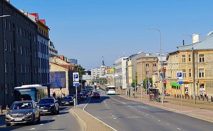 Travelnews.lv no Tallinas lidostas (20-25 min) kājām dodas uz Tallinas autoostu, lai ceļotu uz Sāremā 306947