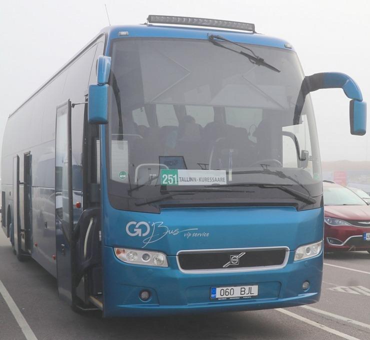 Travelnews.lv ar sabiedrisko transportu ceļo maršrutā Tallina - Muhu sala - Sāremā 306948