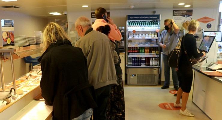 Travelnews.lv ar sabiedrisko transportu ceļo maršrutā Tallina - Muhu sala - Sāremā 306960