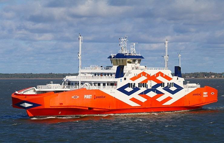Travelnews.lv ar sabiedrisko transportu ceļo maršrutā Tallina - Muhu sala - Sāremā 306965