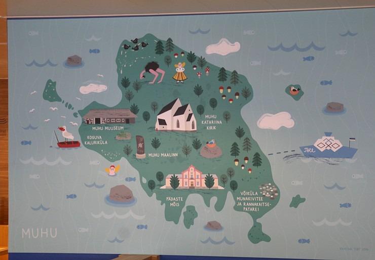Travelnews.lv ar sabiedrisko transportu ceļo maršrutā Tallina - Muhu sala - Sāremā 306968