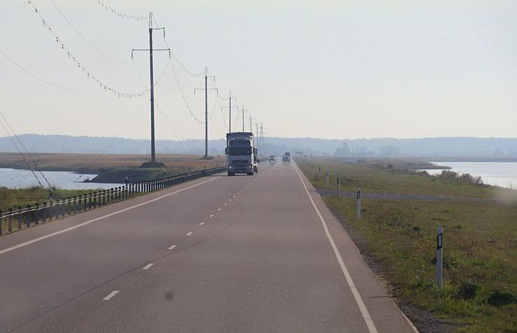 Travelnews.lv ar sabiedrisko transportu ceļo maršrutā Tallina - Muhu sala - Sāremā 306970