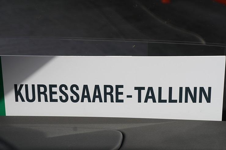Travelnews.lv ar sabiedrisko transportu ceļo maršrutā Tallina - Muhu sala - Sāremā 306974