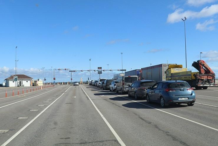 Travelnews.lv ar sabiedrisko transportu ceļo maršrutā Tallina - Muhu sala - Sāremā 306975