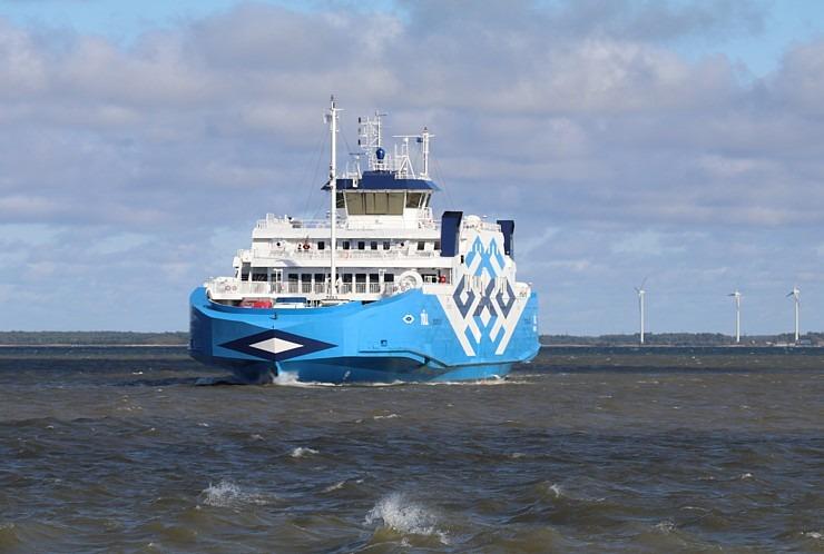 Travelnews.lv ar sabiedrisko transportu ceļo maršrutā Tallina - Muhu sala - Sāremā 306976