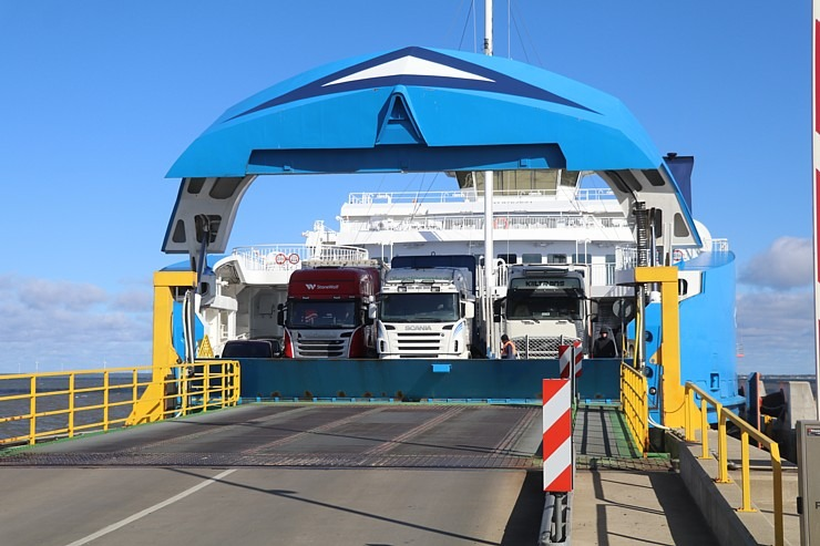 Travelnews.lv ar sabiedrisko transportu ceļo maršrutā Tallina - Muhu sala - Sāremā 306978