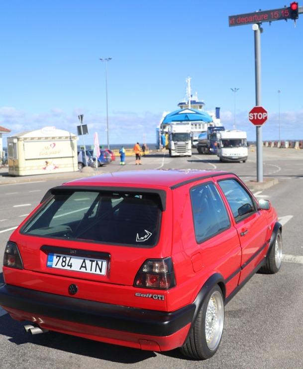 Travelnews.lv ar sabiedrisko transportu ceļo maršrutā Tallina - Muhu sala - Sāremā 306980