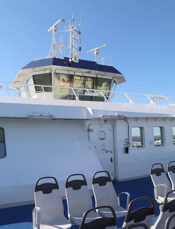 Travelnews.lv ar sabiedrisko transportu ceļo maršrutā Tallina - Muhu sala - Sāremā 306981